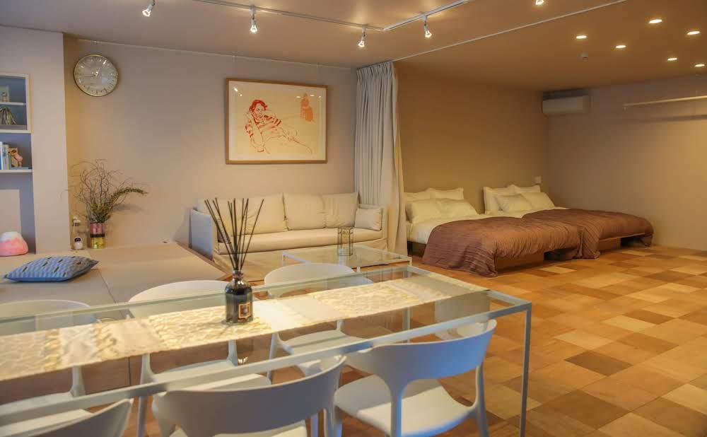 D3ホテル 室内の例